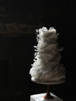 modern ruffles wedding cake .jpg