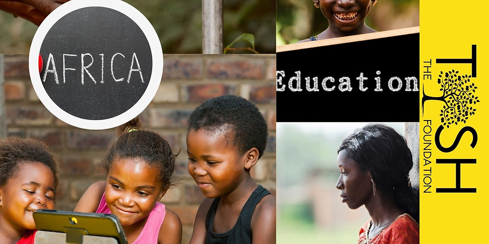 The Tosh Foundation Virtual Launch