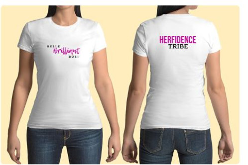 Pre-order Herfidence Tribes BBB Tshirt