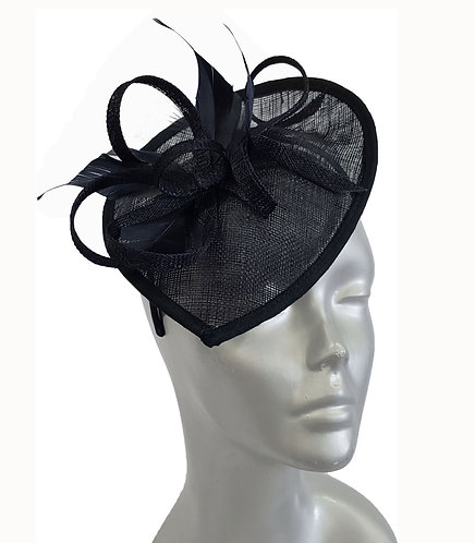 The Wedding Cocktail Fascinator - Style #TH761B