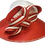 Thumbnail: Women' Two Tonw Rhinestones satin ribbon church Designer Couture hat