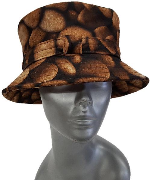 BM6019 Stone Design Rain Hat