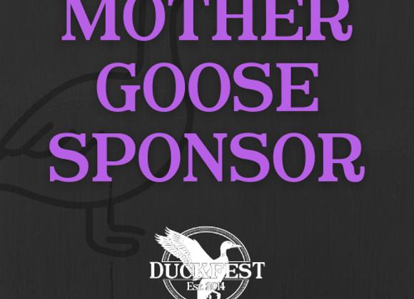 Mother Goose Sponsor