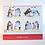 Thumbnail: なでがたペンギン 2020  カレンダー【卓上タイプ】
