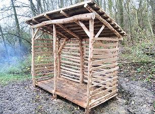 Sweet chestnut roundwood log store_edited.jpg