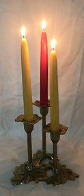 Natral eeswax Candles