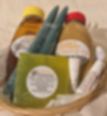 Holiday gift baskets werning aparies sullivan WI