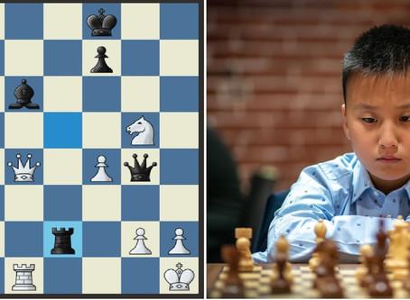 Christopher Yoo  - Le Quang Liem 1-0                                     BayArea International 2019