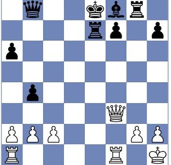 Fischer x Tal  -  Bled 1959