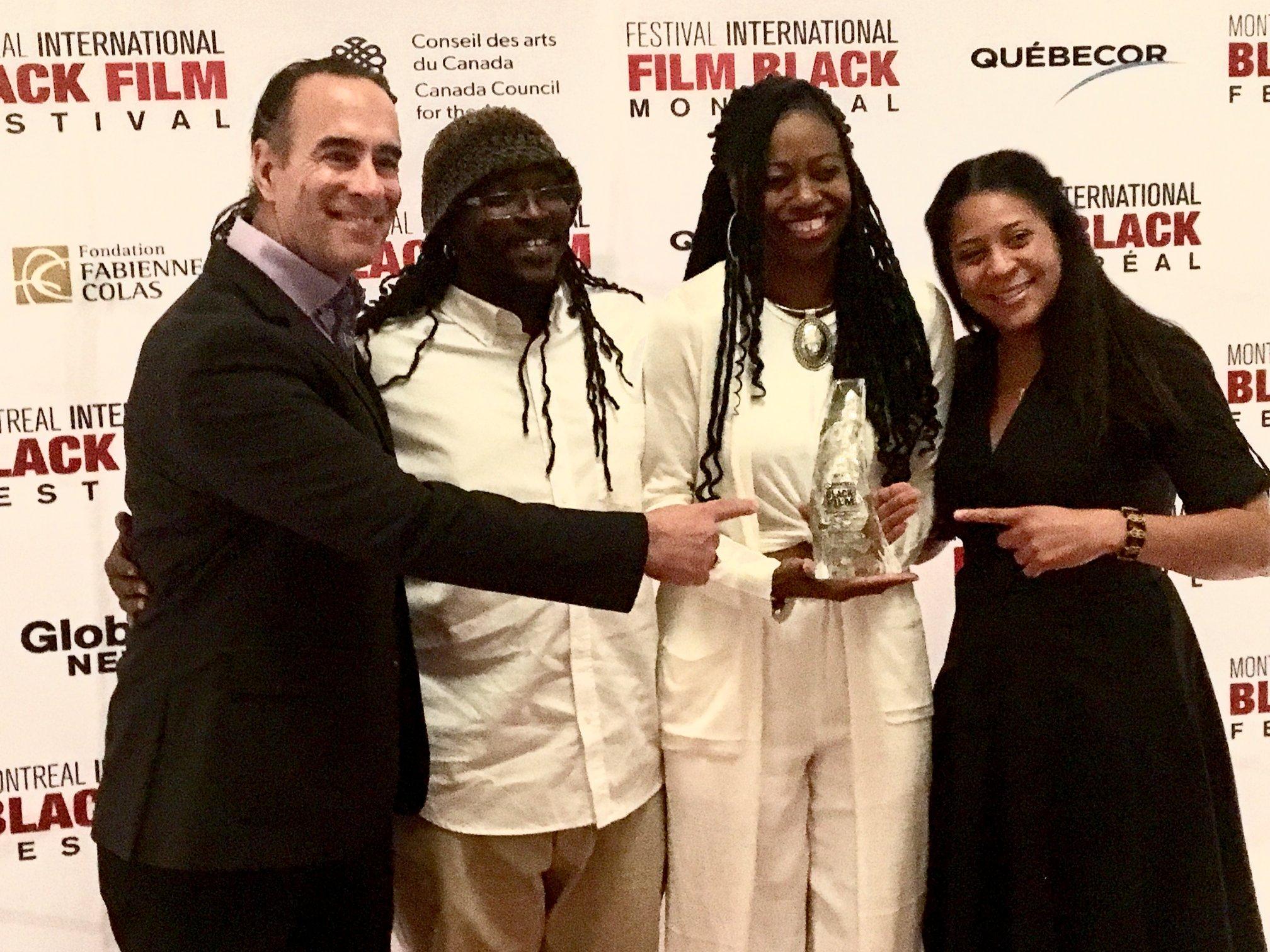 Best Documentary Film-Montreal