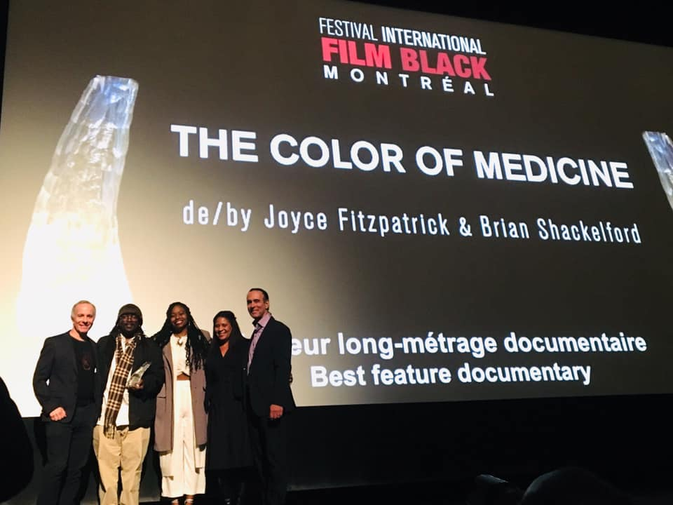 The Color of Medicine Wins Montreal
