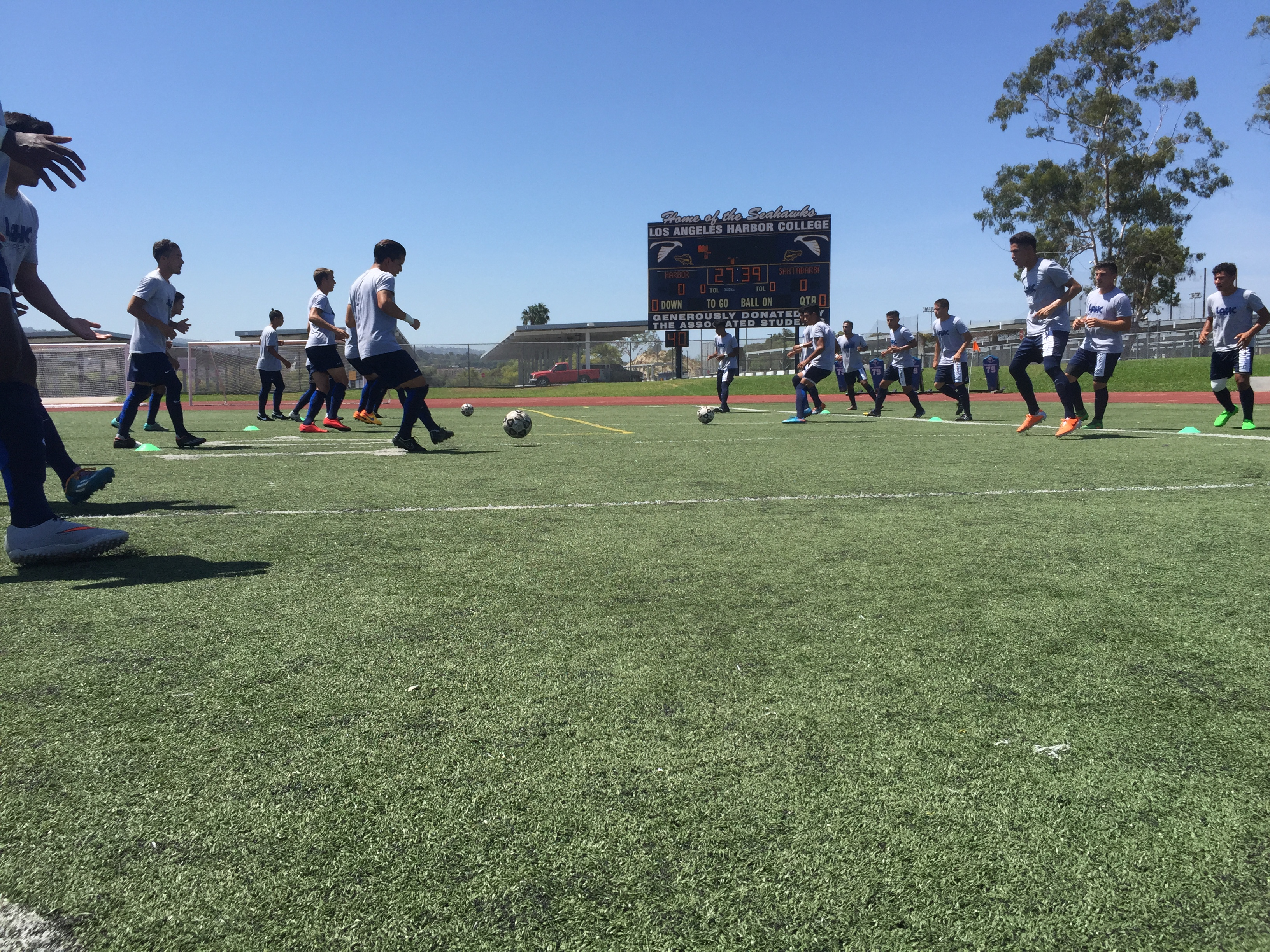 Harbor Men Soccer