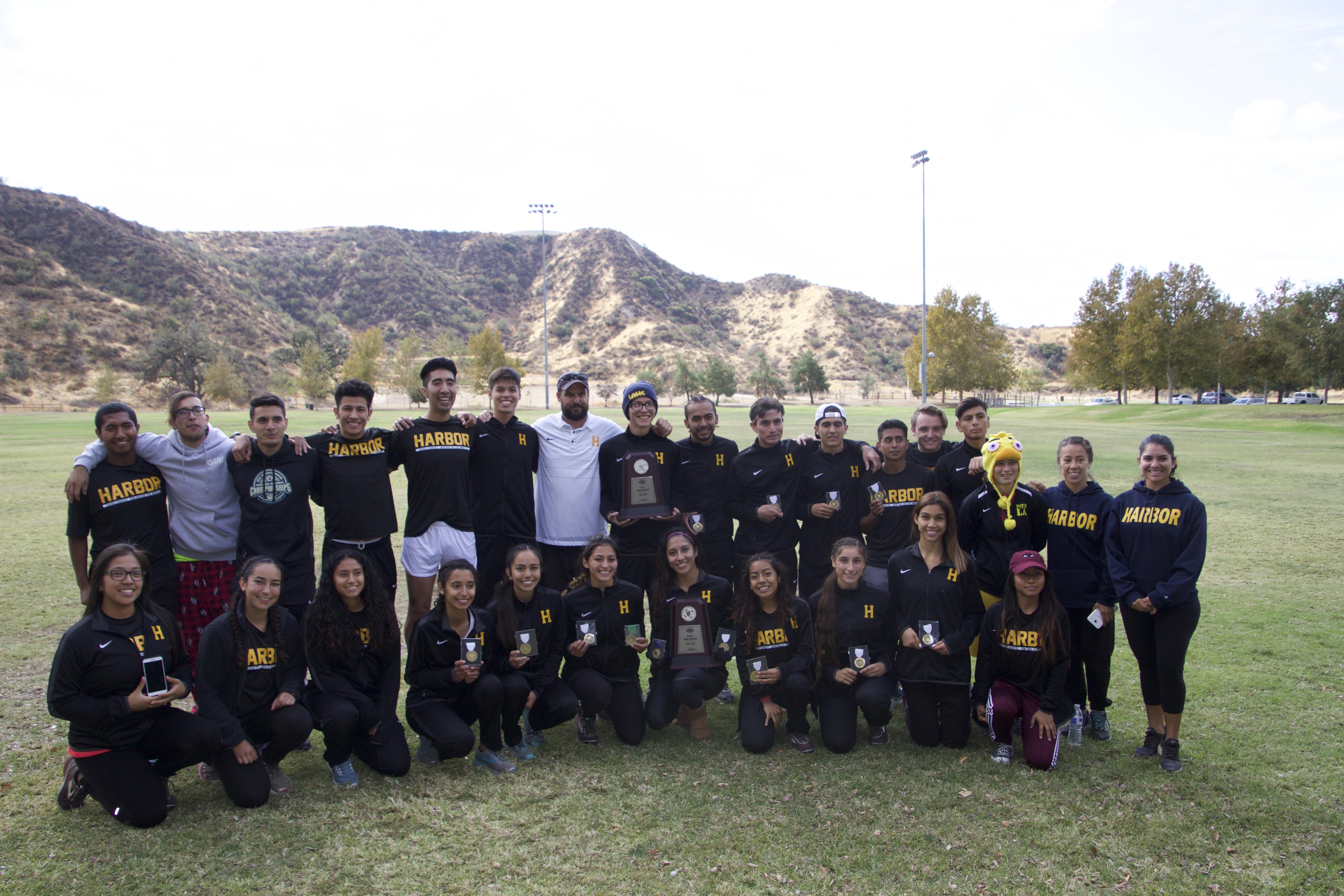 Podium teams Socal 2017