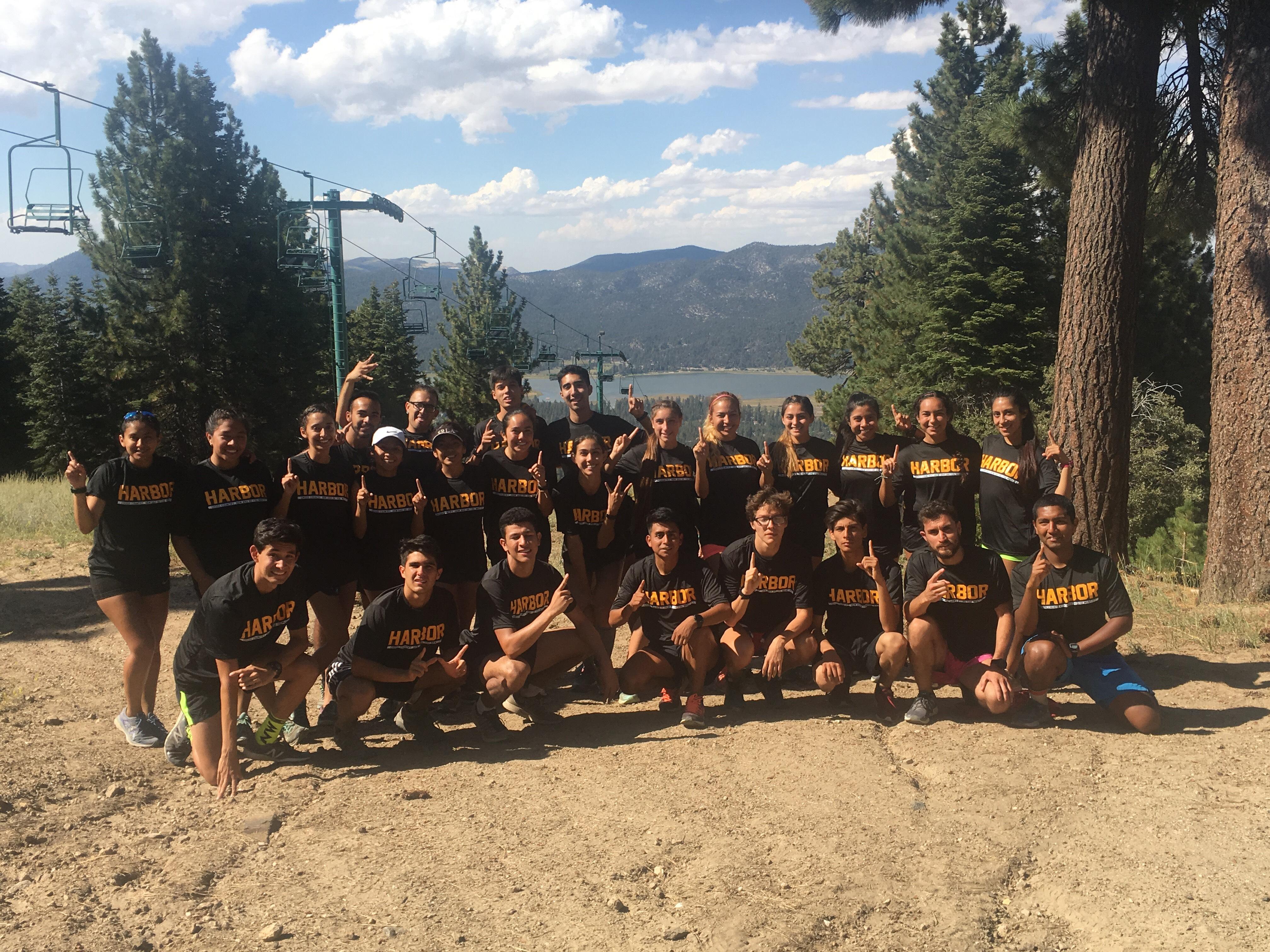 XC Camp 2017