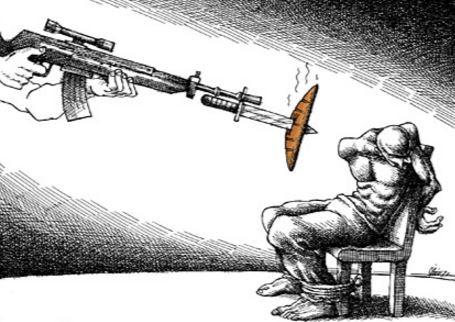اعتصاب غذا؛ خشونتی قانون گذارانه