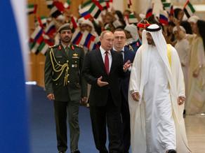 چرا رهبران عرب شراکت های استراتژیک با روسیه دنبال می کنند؟