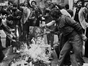 انقلابی که ایران را خجل و شرمسار کرد