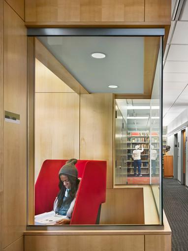 Drexel Library Renovation