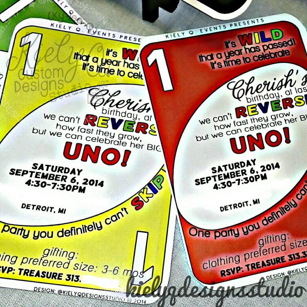 UNO! Cards