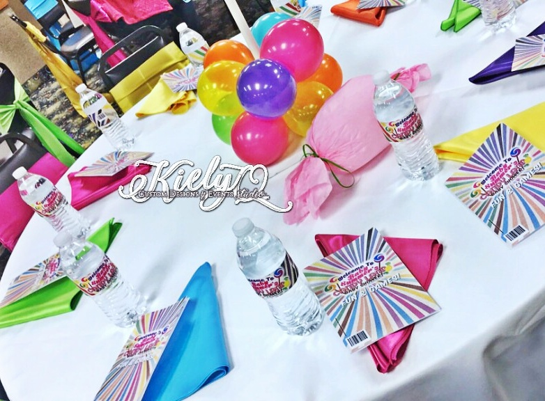 CandyLand Baby Shower Event #KQEvents