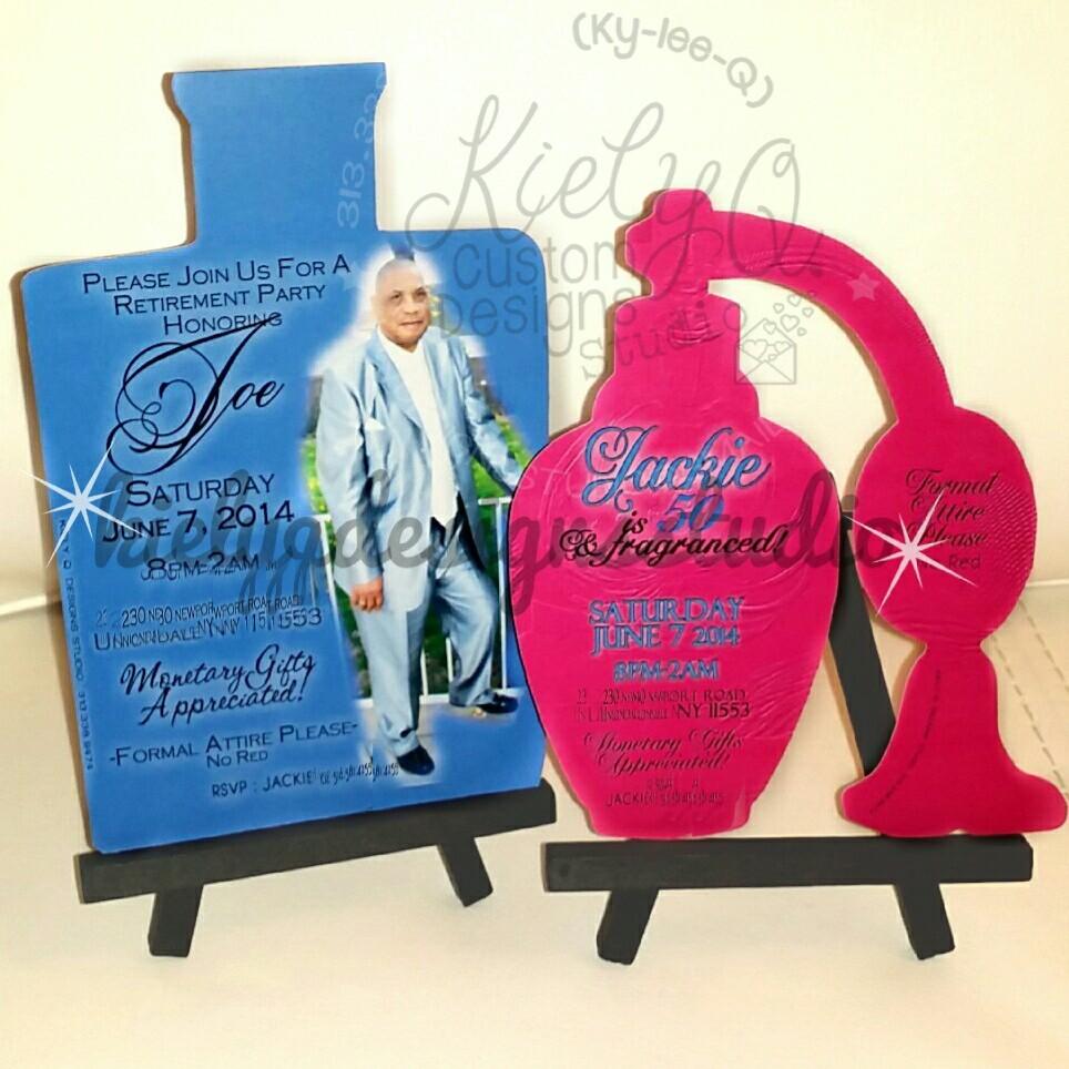 Cologne & Perfume Bottles