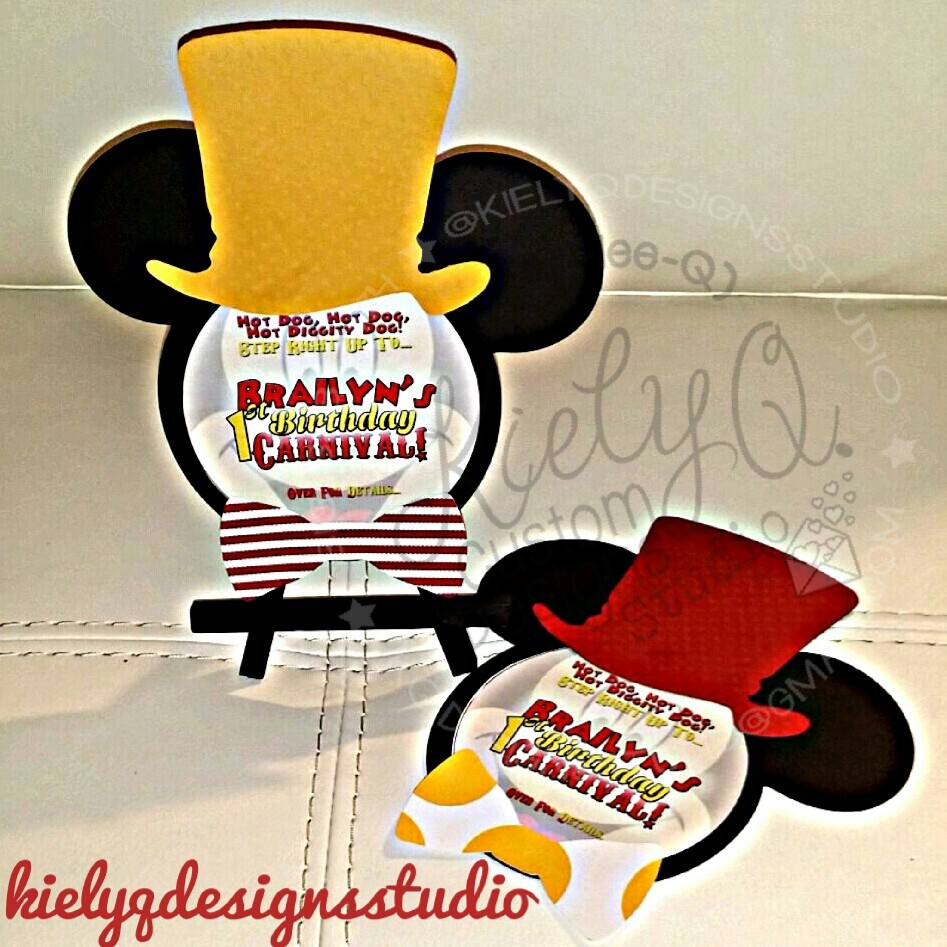 Mickey Mouse Carnival
