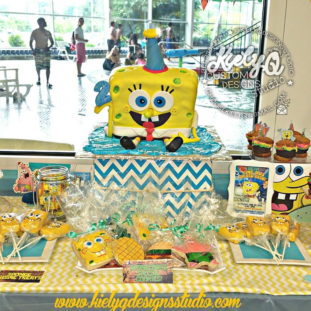 MJs Spongebob Splash Bash - Kiely Q Events (4)