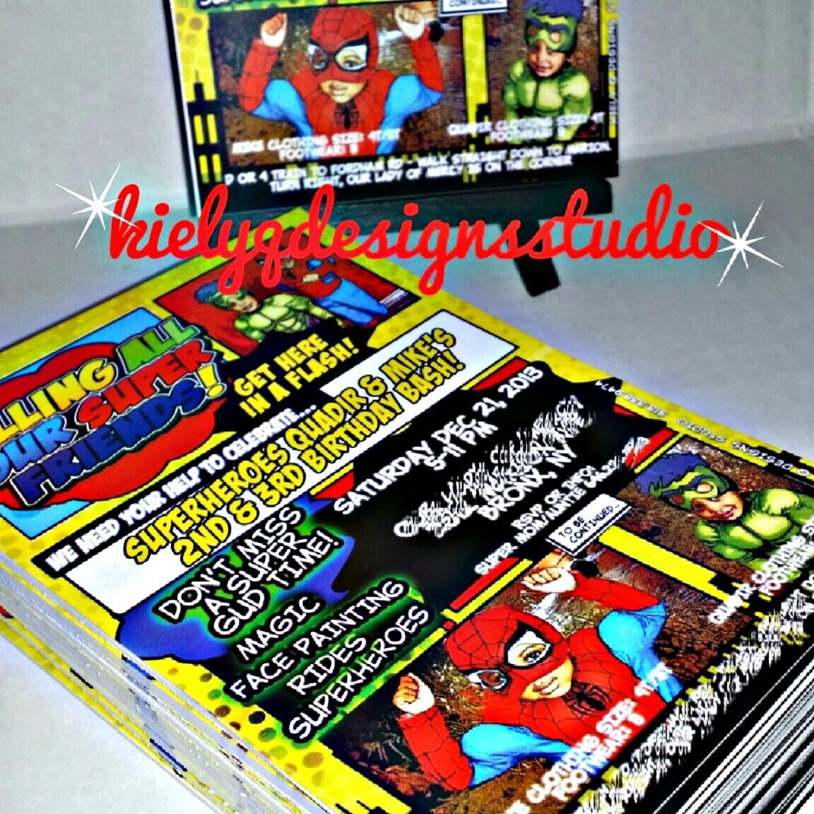 Super Hero Carnival