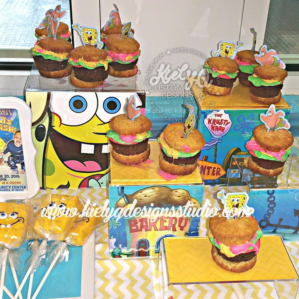 MJs Spongebob Splash Bash - Kiely Q Events (3)