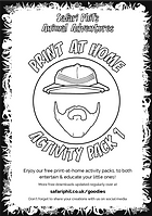 Activity Pack 1 Cover