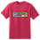 Thumbnail: 'Natural Selection' Pink T-Shirt Mens