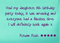 Rowan Rush - Facebook