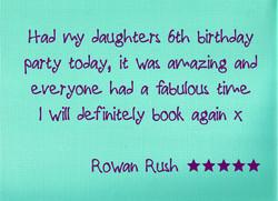 Rowan Rush - Facebook