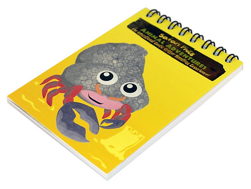 Crab A7 Notepad