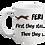 Thumbnail: 'Ferrets Steal Your Heart' Mug
