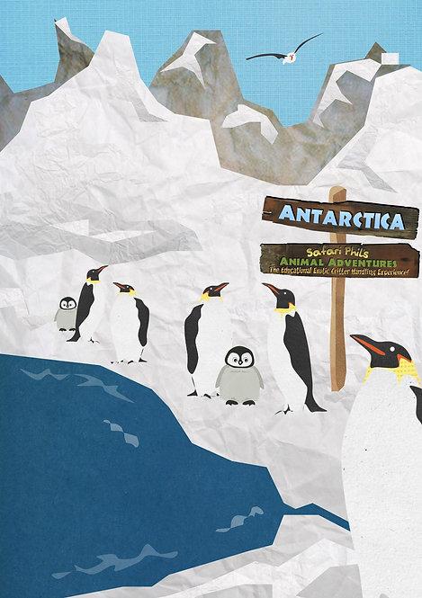 Habitat A5 Notebook 'Antarctic' Edition