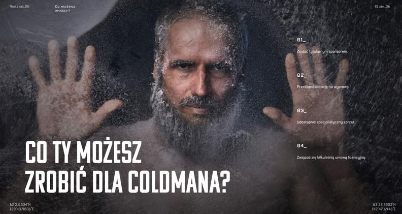Sesja ColdMen
