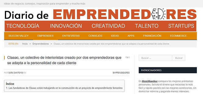 publication - Diario de emprendedores.JP