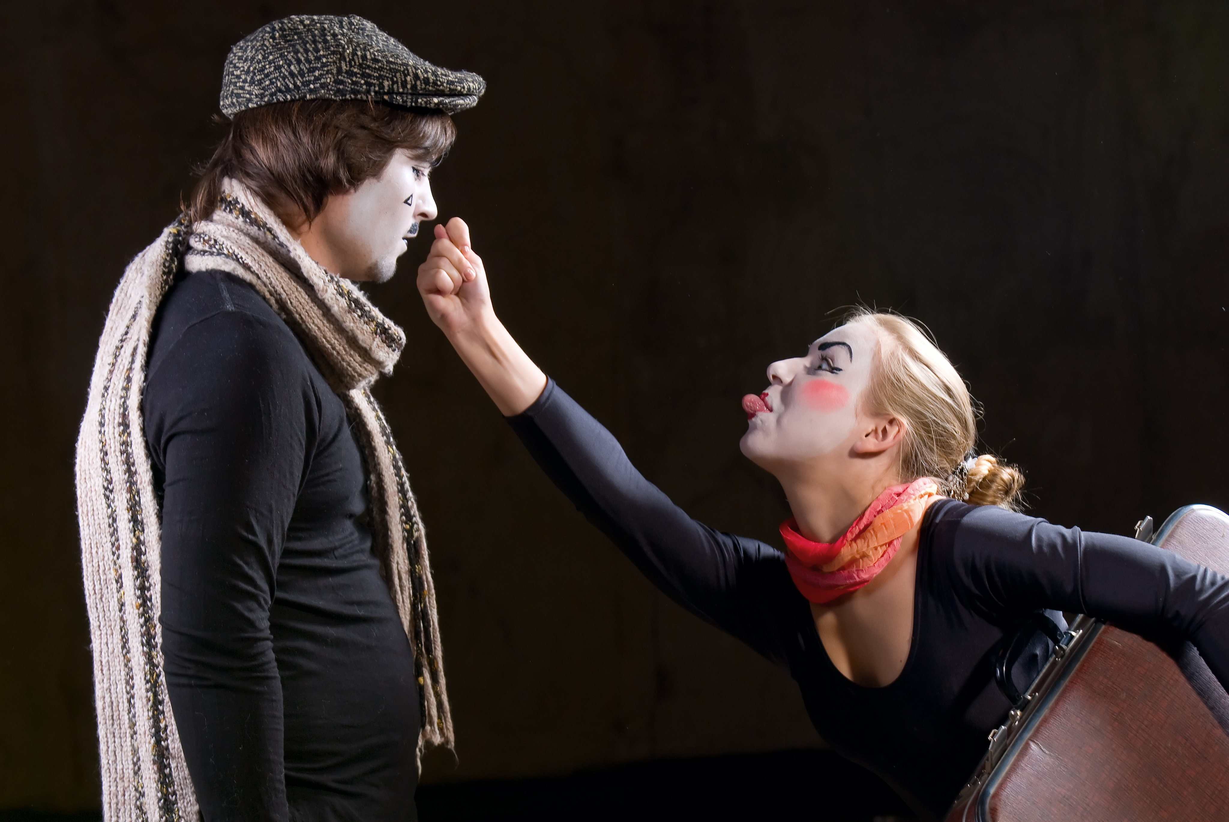Mime Artists