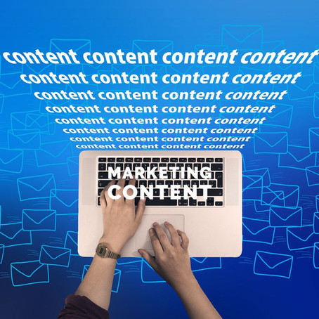 Five Things to Know About Writing Content