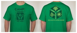 t-shirt for scout group USA