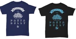 t-shirt 'respect'