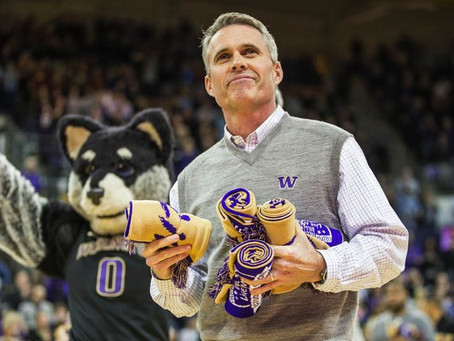 UW's Chris Petersen to receive Stallings Award for humanitarian work