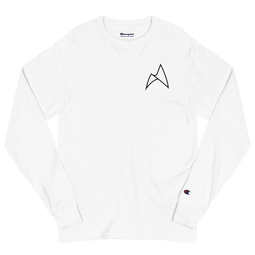 ARC NORTH CHAMPION LONG SLEEVE - WHITE