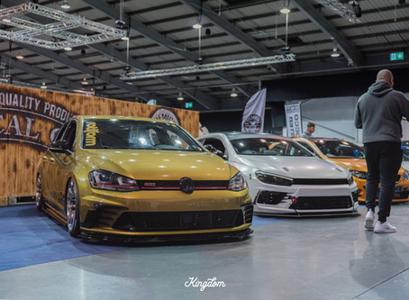 Ultimate Dubs 2020 - Car show opener