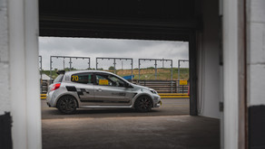 Track time at Mallory with CLIO RS200