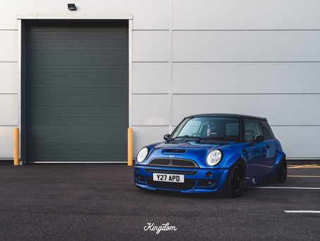 The mini with a hidden twist