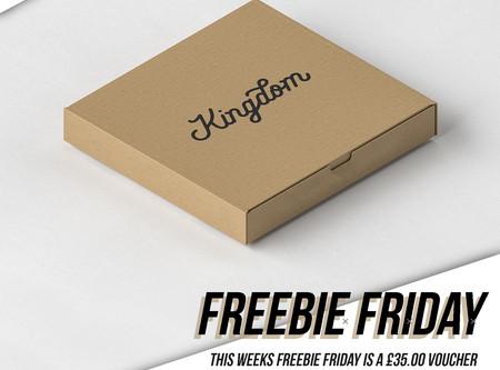 Freebie Friday - Aug 9th