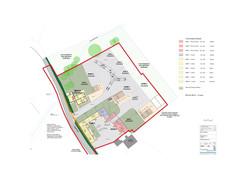 Broad Oak Site plan