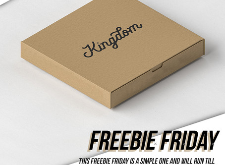 Freebie Friday - August 30th - FREE SHIPPING